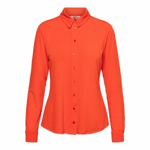 &CO Woman blouse Lotte Cayenne