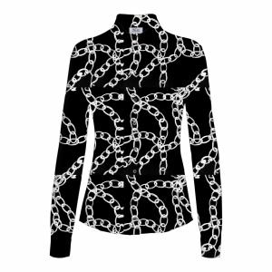 &CO Woman blouse Jersey Black