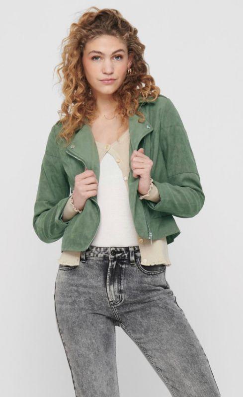Jacqueline de Yong biker jas