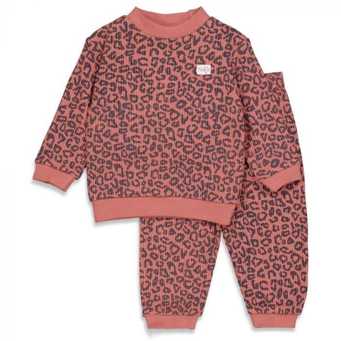Feetje Pyjama Terra Pink Fashion Edition