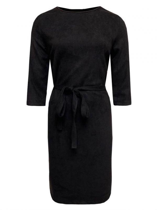 Elvira jurk (zwart)