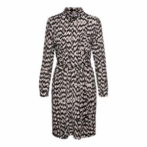 &Co Woman Jurk Lotje dress Feather