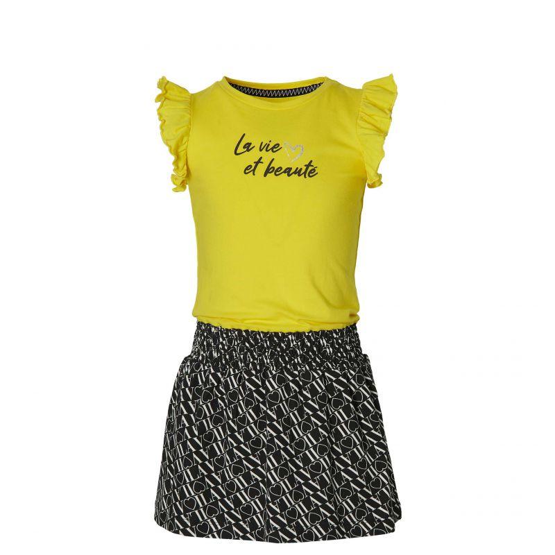 Quapi jurkje Falijne (Summer Yellow)