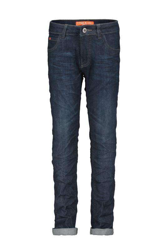 Tygo & Vito Jeans skinny stretch (dark used denim)