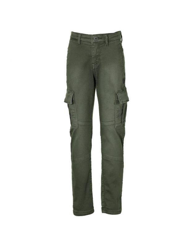 LEVV broek Kick faded green