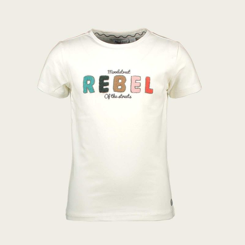 Moodstreet t-shirt rebel