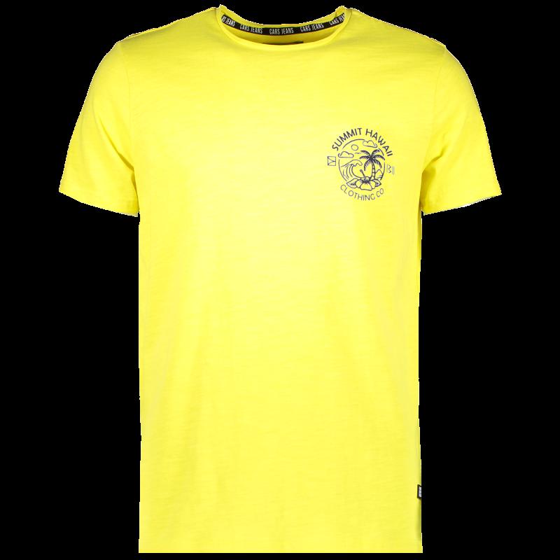 Cars shirt Ontario (Neon yellow)